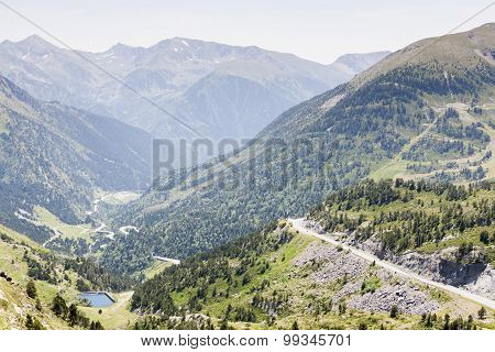 Pyrenees in July