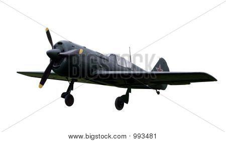 Soviet Warplane