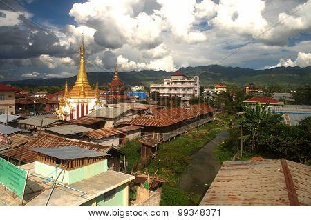 Tain Nan Pagoda.