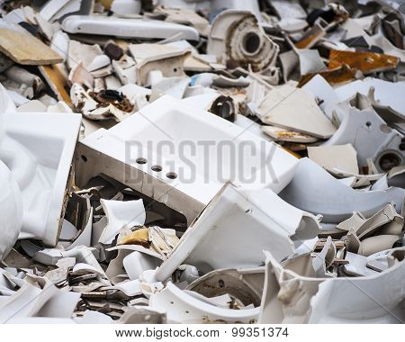 Porcelain Wreckage