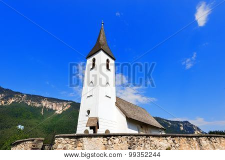 Small Mountain Church - Oberschutt Austria