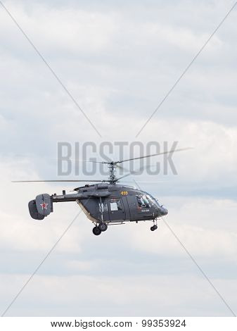 Flight Ka-226 Helicopter