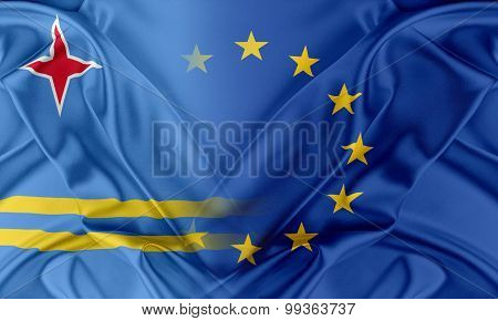 European Union and Aruba.