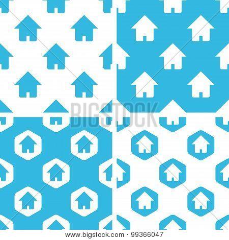 Home patterns set