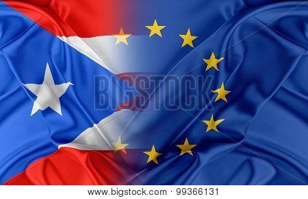 European Union and Puerto Rico.