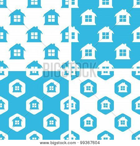 House patterns set