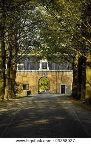 Orangerie Elswout Main Entrance