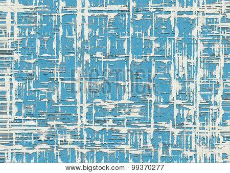 Geometric Textured Grunge Pattern