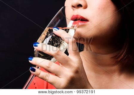 Lady Champagne