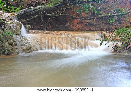 Little Mountain Waterfall