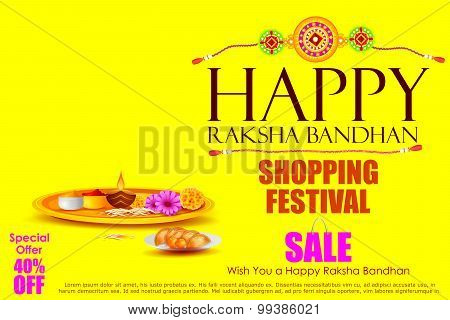 Raksha bandhan shopping Sale