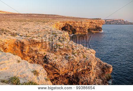 Reefs At Malta Island