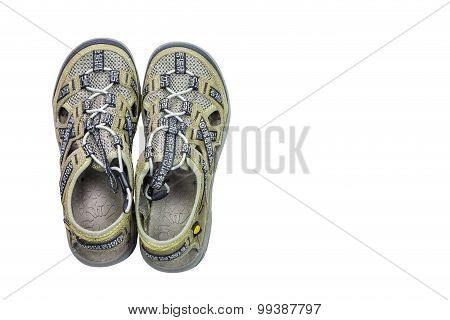 Isolated Sport Sandals