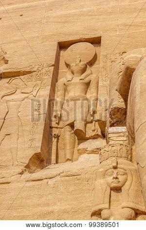 Horus Abu Simbel