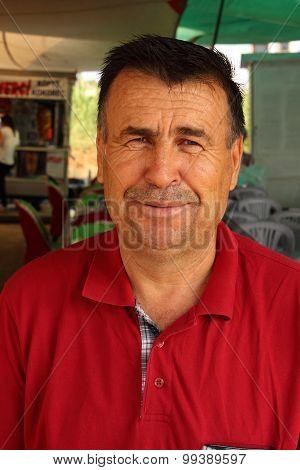 Turkish male