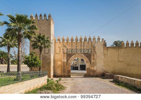 Bab Lamar In Fes, Morocco