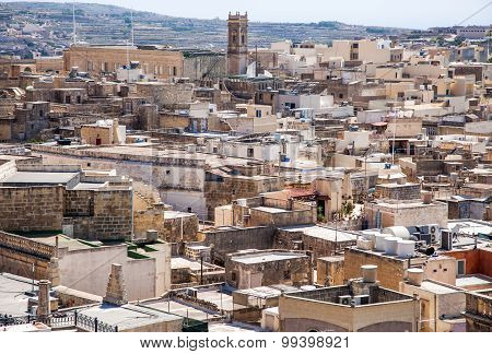 Capital City Victoria Of Island Gozo - Malta