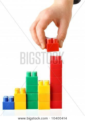Colorful Barchart
