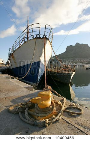 Derelict Trawlers, Hout Bay