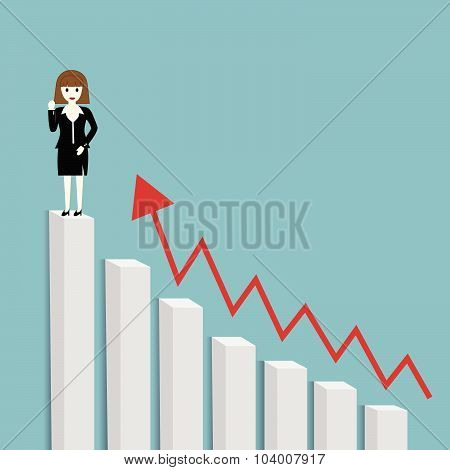 Businesswomen Success