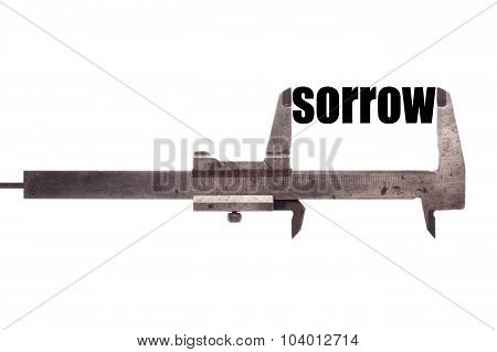 Less Sorrow