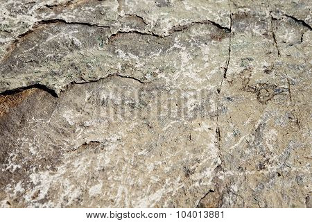 Stone Structure As A Background
