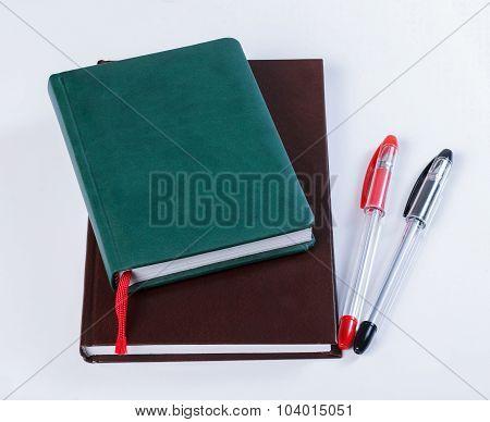 Notebook,fountain Pen