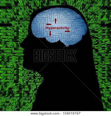 Hyperactivity Mind Control