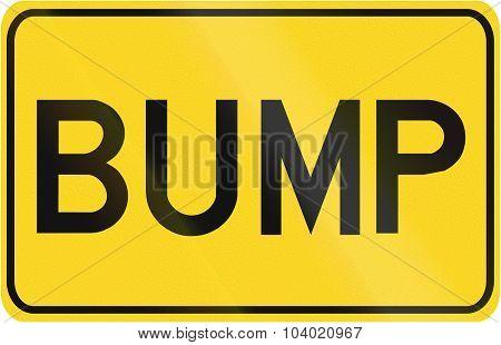 Bump In Canada