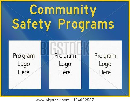 Community Safety Programs In Canada
