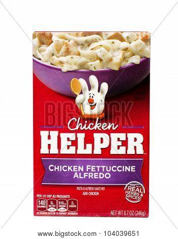 Chicken Helper Box
