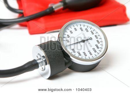 Instrumento de presión arterial