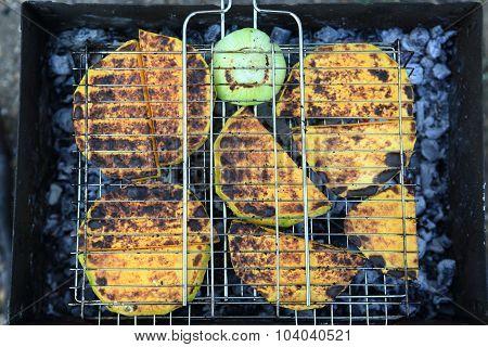 Pumpkin Barbecue
