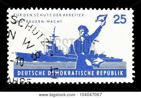 German Democratic Republic 1962