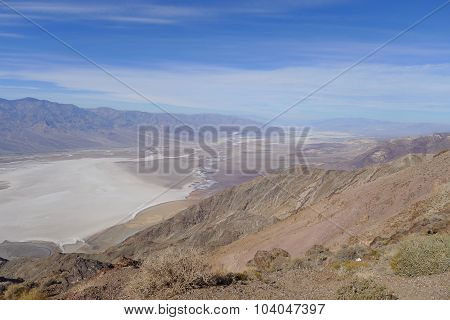 Dante's View of Death Valley
