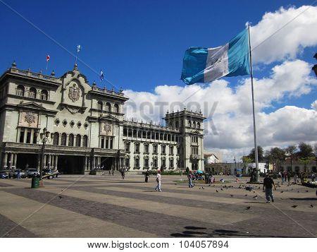 Palacion Nacional de la Cultura (Guatemala City)