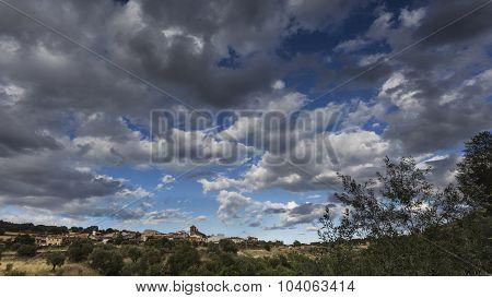 Paisaje de Extremadura