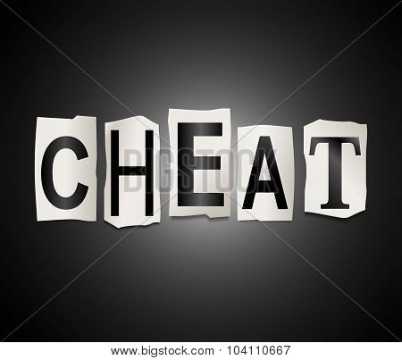 Cheat Concept.