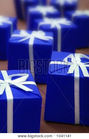 Blue Gifts
