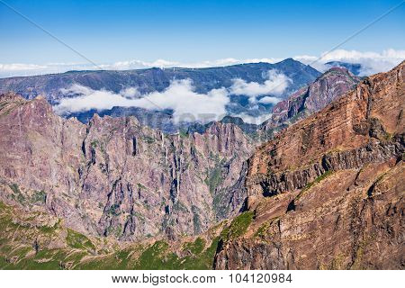 Trekking On Madeira Island