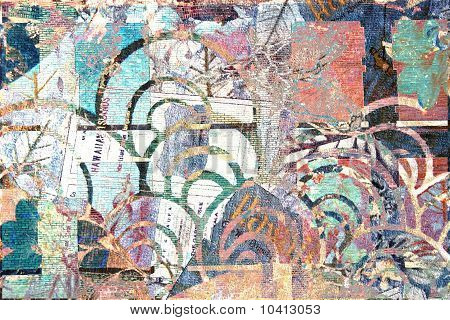 High Res Abstract Background