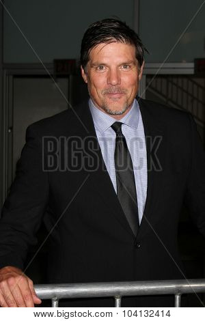 LOS ANGELES - OCT 7:  Paul Johansson at the
