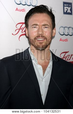 LOS ANGELES - OCT 7:  Kevin Durand at the