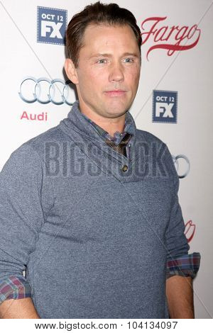 LOS ANGELES - OCT 7:  Jeffrey Donovan at the