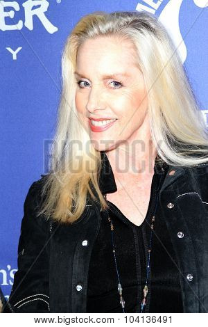 MOOREPARK, CA - OCT 5: Cherie Currie arrives at the 8th Annual Medlock/Krieger Invitational Golf Concert at the Moorepark Country Club in Moorepark, CA on October 5, 2015.