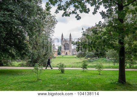 Kings College, Cambridge, UK