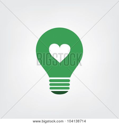 Green Eco Energy Concept Icon - Eco Friendly