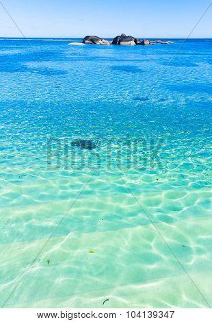 Tropics Summer Seascape