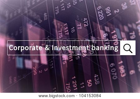 Corporate & investment banking