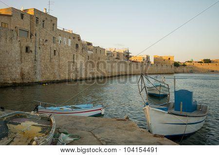 Acre Sea Wall